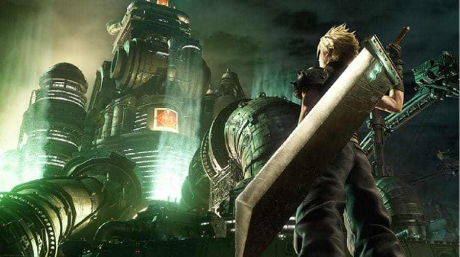 Final Fantasy VII Remake: Square Enix mostra arte icônica refeita