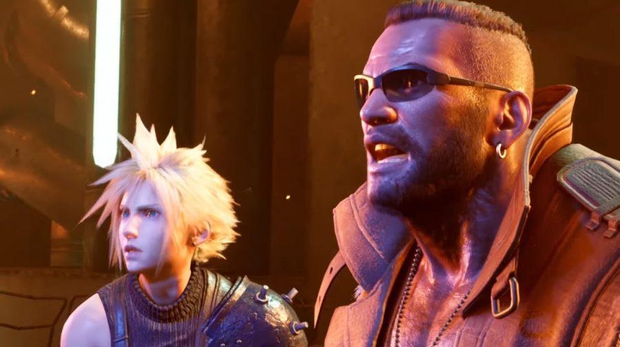 Final Fantasy VII Remake: novo trailer chegará em breve