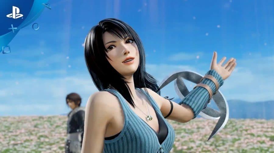 Final Fantasy VIII Remastered faz adaptação em roupas das personagens