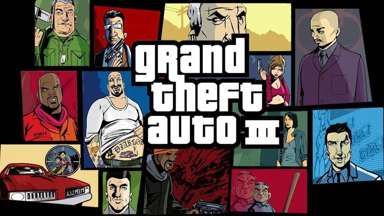 [Rumor] Nova versão de GTA 3 pode ser lançada em breve