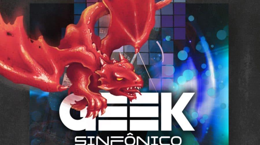 Evento Geek Sinfônico promete emocionar fãs de videogames e cultura pop