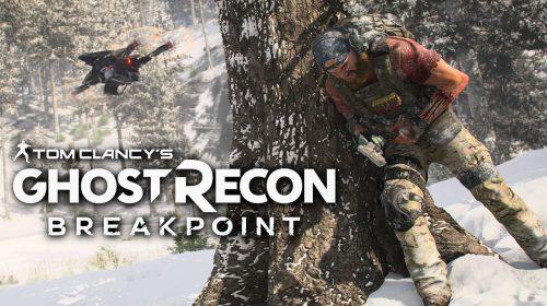 Ghost Recon Breakpoint recebe patch com diversas correções de bugs