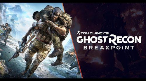Ghost Recon Breakpoint poderá ser testado de graça no fim de semana
