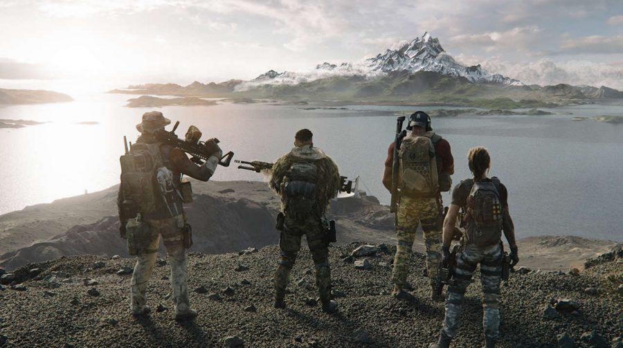 Ubisoft revela planos para o pós-lançamento de Ghost Recon Breakpoint