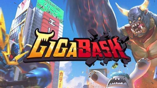 Com rinha de monstros, GigaBash estará jogável na Tokyo Game Show 2019