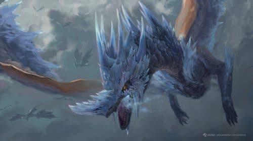 Confira todos os monstros de Monster Hunter World: Iceborne
