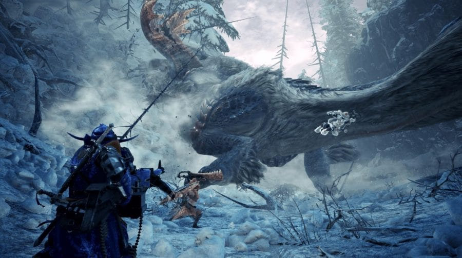 Monster Hunter World: Iceborne recebe gameplay na PAX West