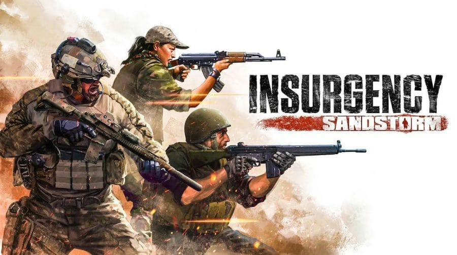 Insurgency Sandstorm, FPS de guerra moderna, chega em 2020 ao PS4