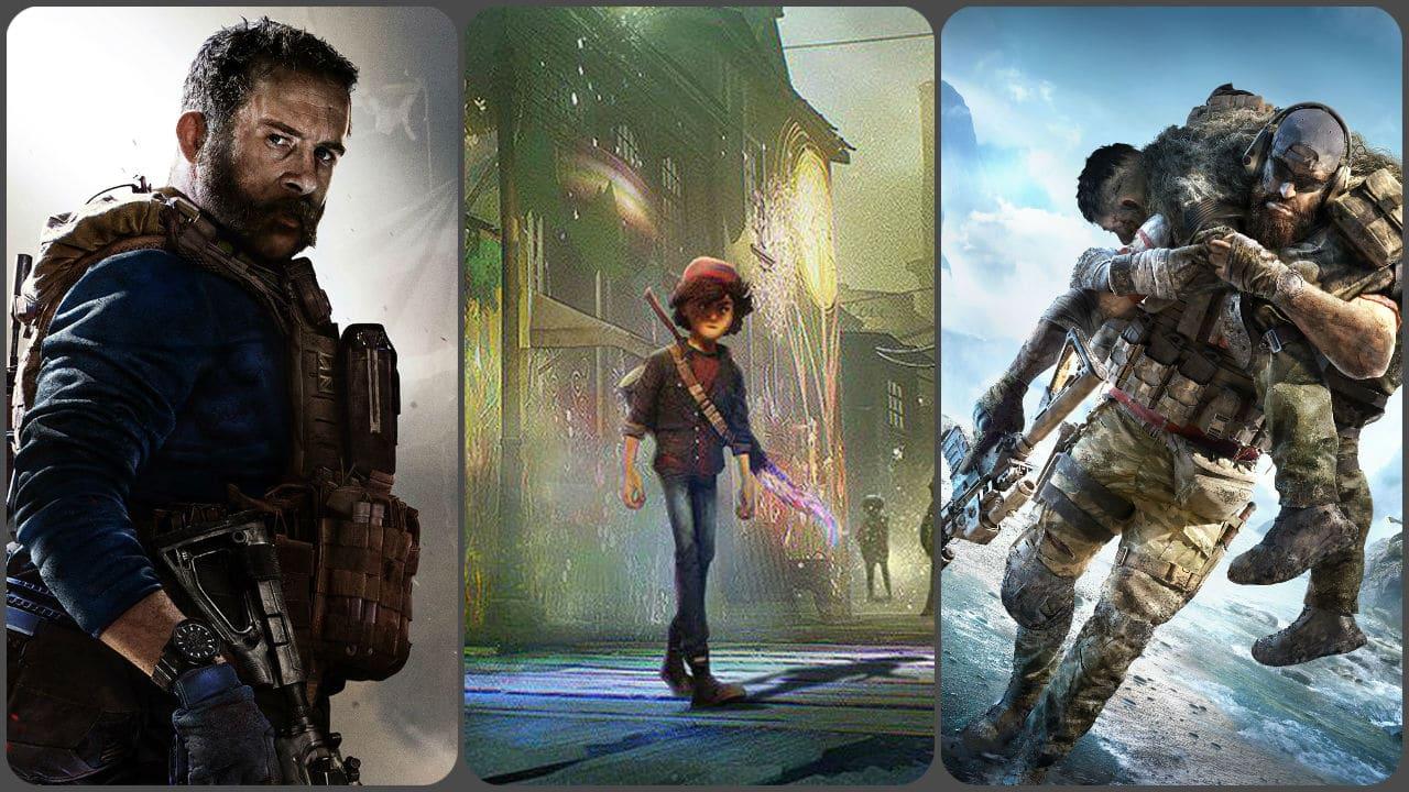 Mais de 50: confira todos lançamentos de outubro para PS4