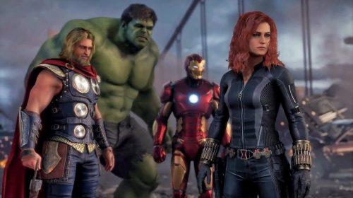Marvel's Avengers recebe bela screenshot destacando vários dos Vingadores
