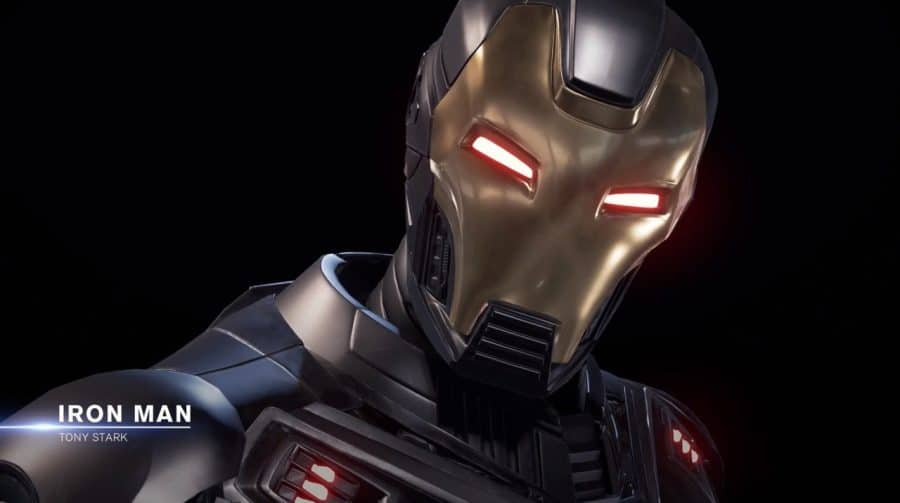 Marvel's Avengers: skin alternativa do Homem de Ferro é revelada
