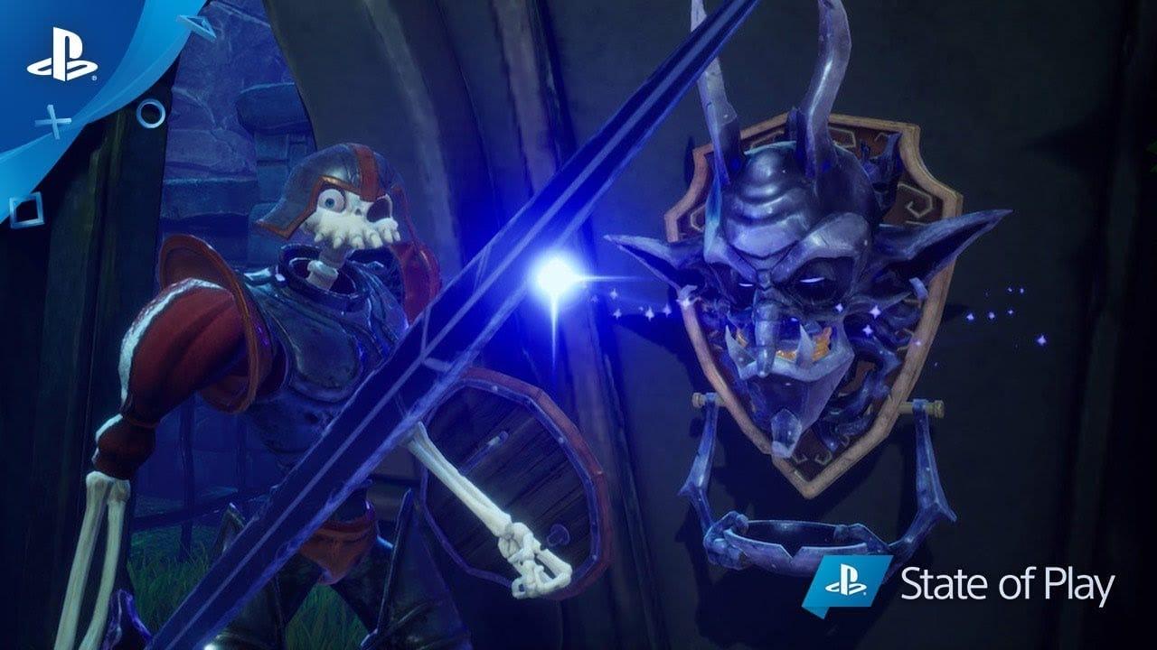 Demo de MediEvil é confirmado e está disponível na PS Store