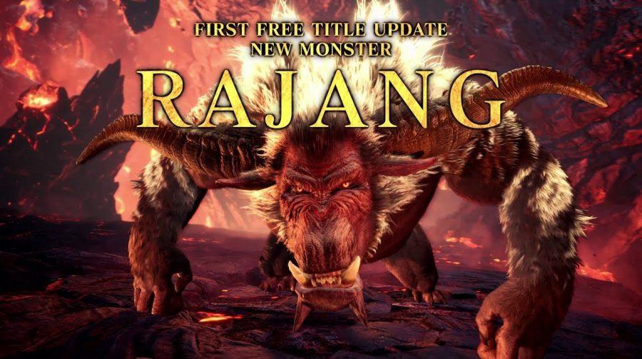 Monster Hunter World Iceborne: temível Rajang virá em atualização gratuita