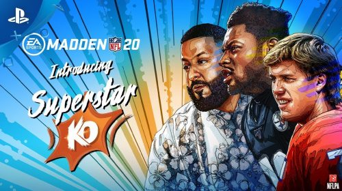 0800! Madden NFL 20 está free to play com modo Superstar KO