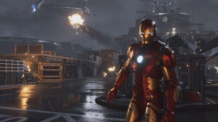 Armadura do Homem de Ferro é destaque em novo teaser de Marvel's Avengers