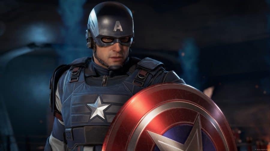 Hail Hydra! Marvel's Avengers terá visual do Capitão América de Império Secreto