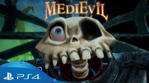 MediEvil: gameplay compara versão clássica e remake do jogo