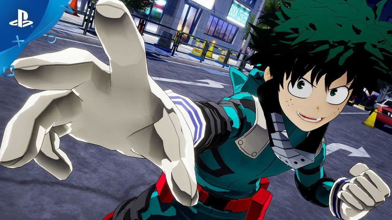 My Hero Academia One's Justice 2 recebe primeiro teaser oficial