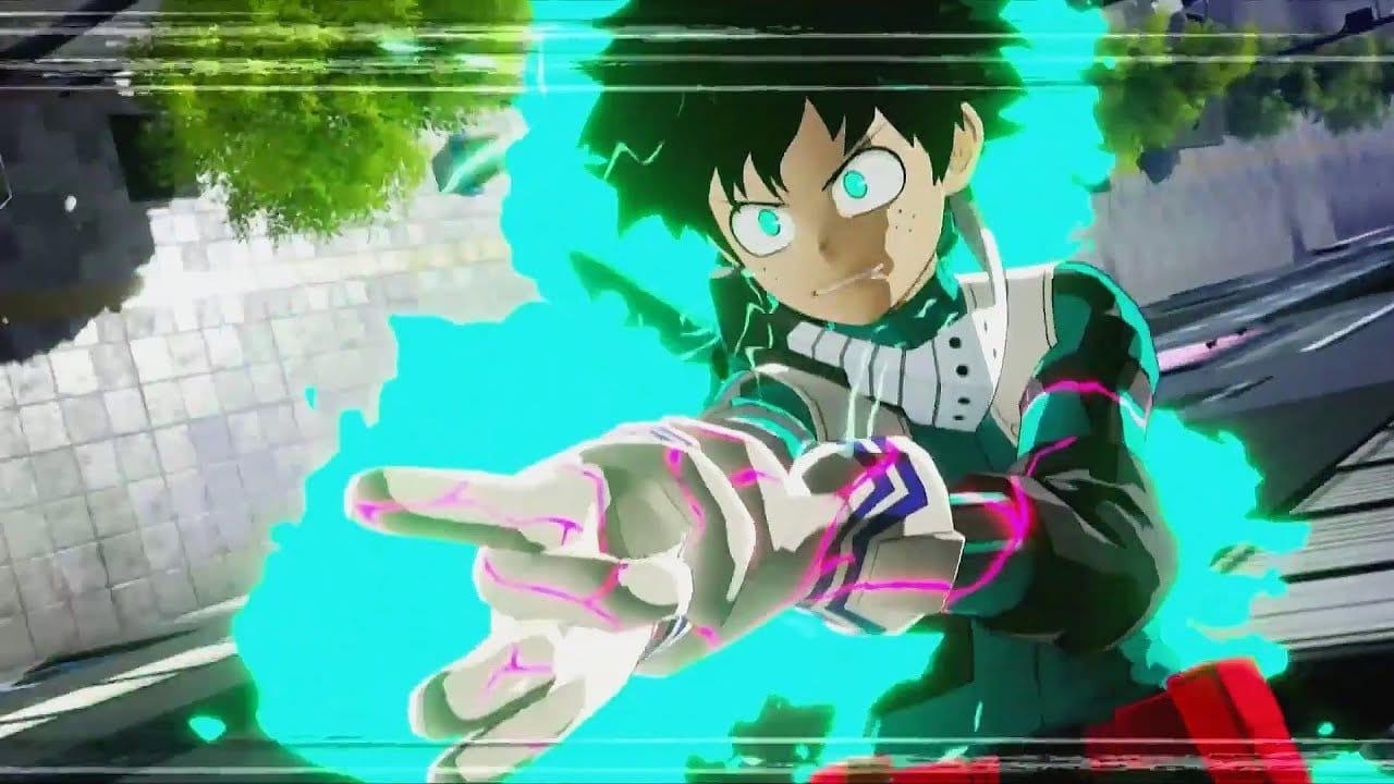 Bandai Namco anuncia My Hero One's Justice 2