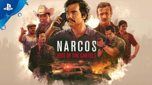 Narcos: Rise of the Cartels será lançado ainda em 2019