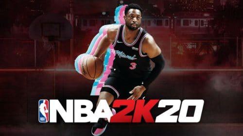 NBA 2K20 terá torneio com astros da NBA e transmissão na ESPN