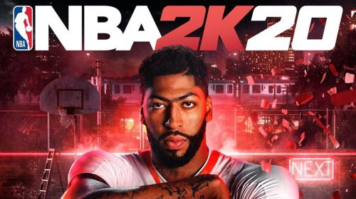 NBA 2K20 recebe patch gigantesco de 24GB no PlayStation 4