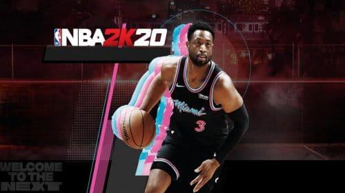 Novo trailer de NBA 2K20 destaca as (muitas) loot boxes