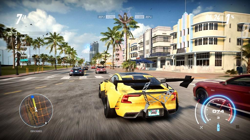 "Need for Speed Heat quer ""evoluir"" o gênero de corrida 1"