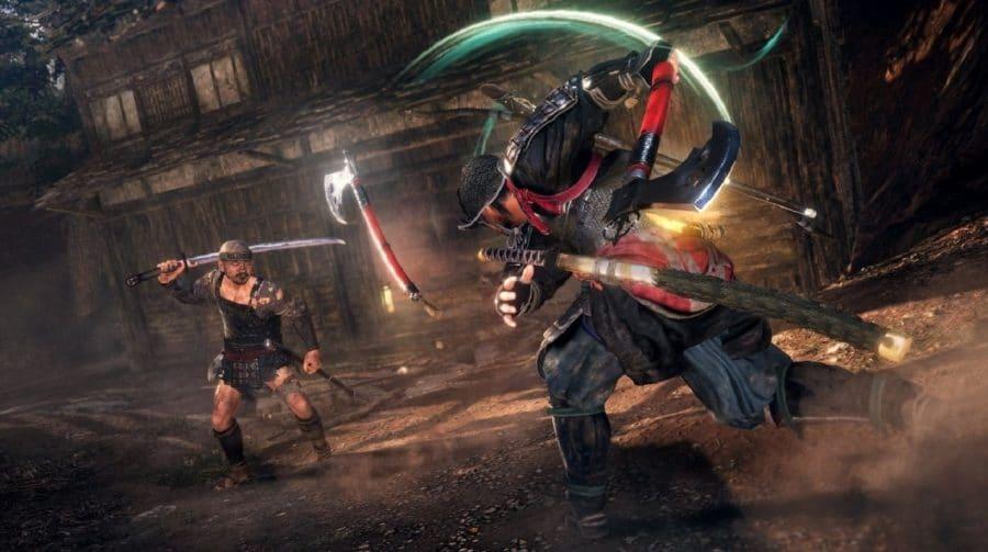 Atenção, samurais! Open beta de Nioh 2 chega em novembro