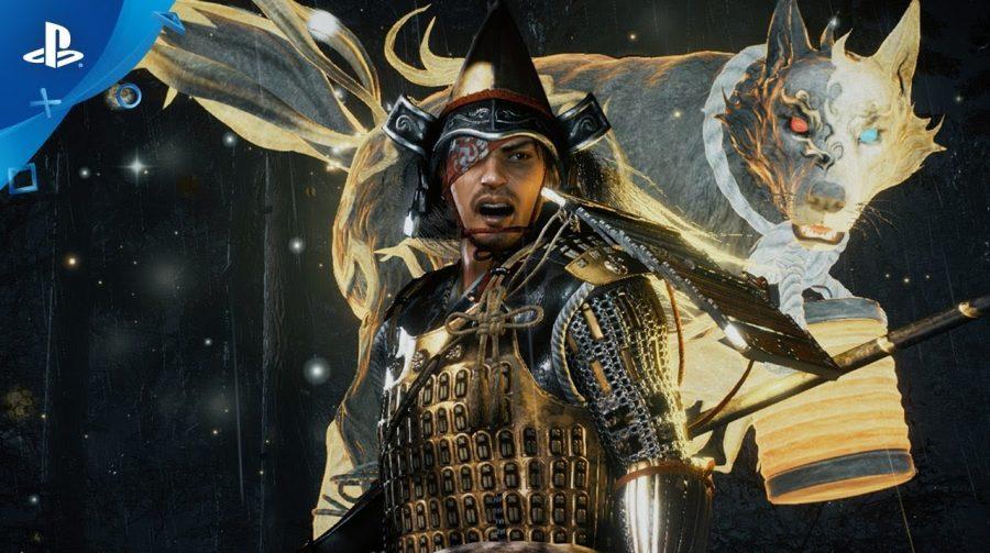 NiOh 2 tem novo gameplay frenético, com direito a boss fight