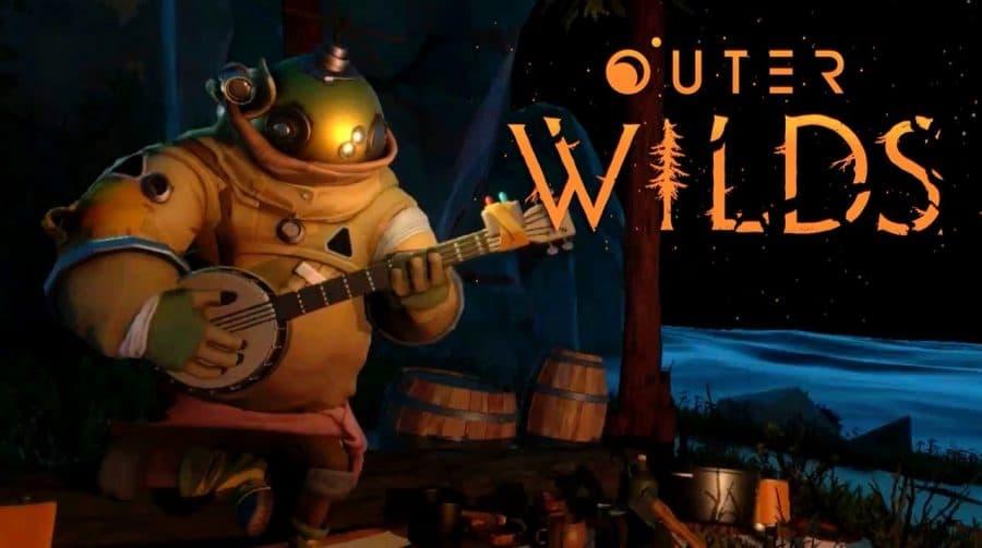 Um novo No Man's Sky? Outer Wilds é listado para o PS4
