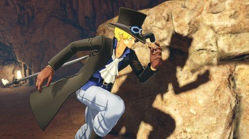 One Piece World Seeker: Sabo estará na nova expansão do game