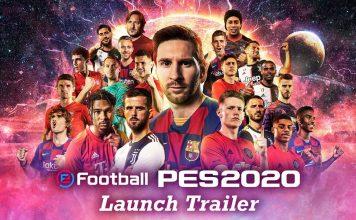 PES 2020 - Launch Trailer