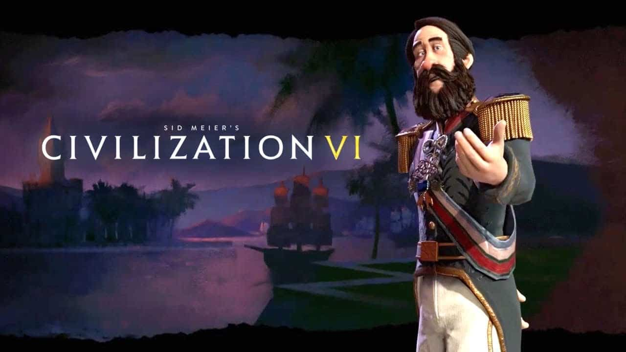Civilization VI é anunciado para PlayStation 4