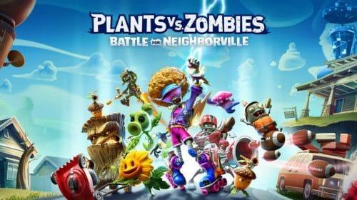 Plants vs Zombies: Battle for Neighborville é revelado oficialmente