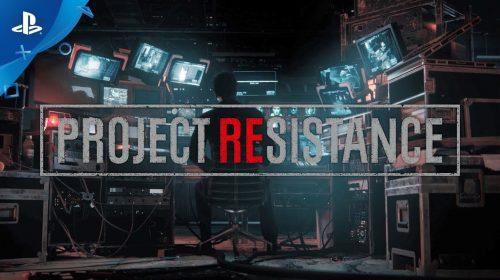 Capcom revela primeiro gameplay de Project Resistance