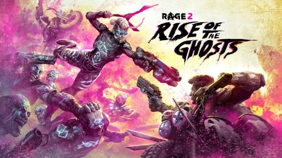 Rage 2: Rise of the Ghosts é lançado e tem novo trailer