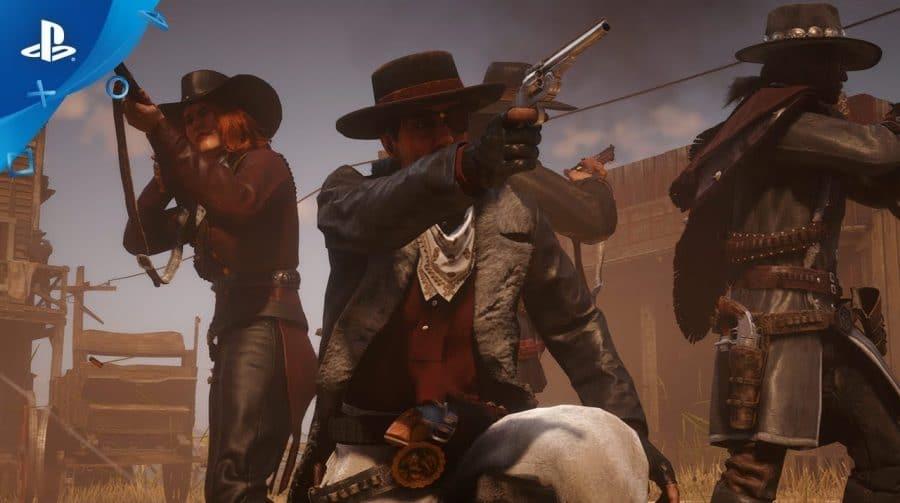 Novo update de Red Dead Online é lançado com toneladas de novidades