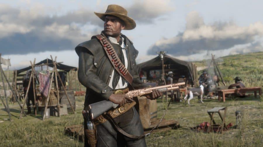 Red Dead Online recebe Recompensas Lendárias em nova atualização