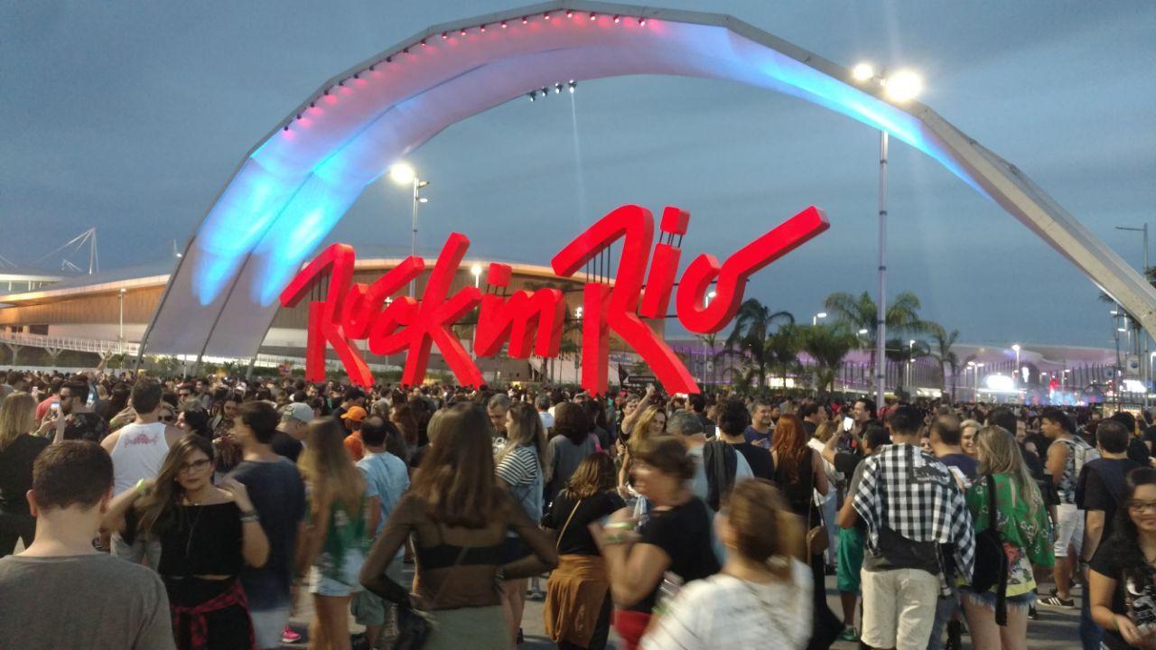 Viva o rock! Ubisoft estará presente no Rock in Rio 2019