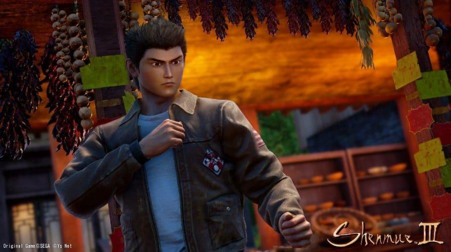 Novo trailer de Shenmue 3 faz um tour pela aldeia do game