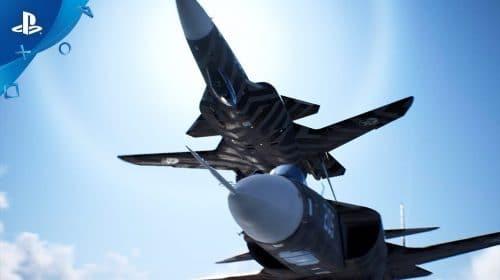 Season Pass de Ace Combat 7: Skies Unknown trará três missões novas