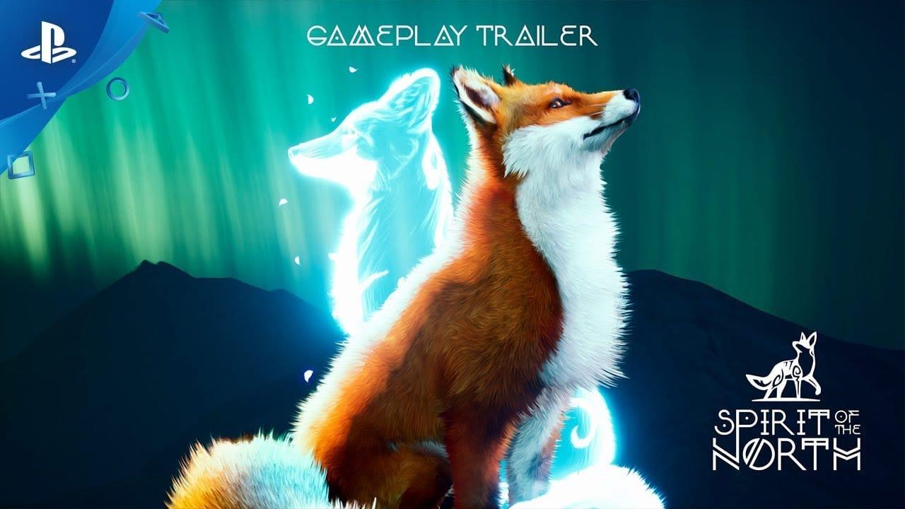 Spirit of the North ganha belo vídeo de gameplay e data de lançamento