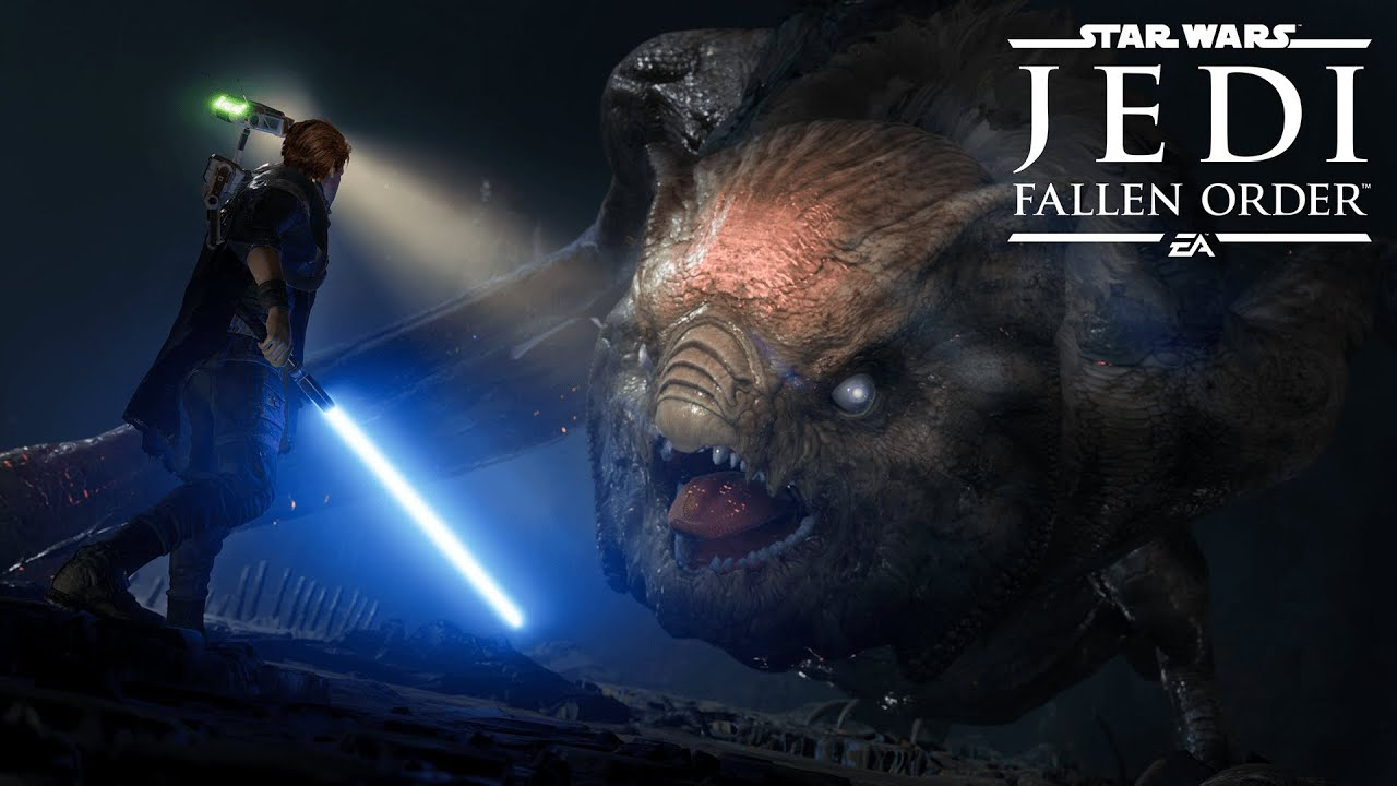 Star Wars JEDI: Fallen Order recebe novo vídeo com gameplay
