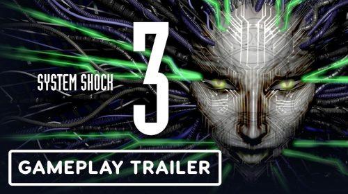 System Shock 3 ganha teaser de gameplay pré-alfa