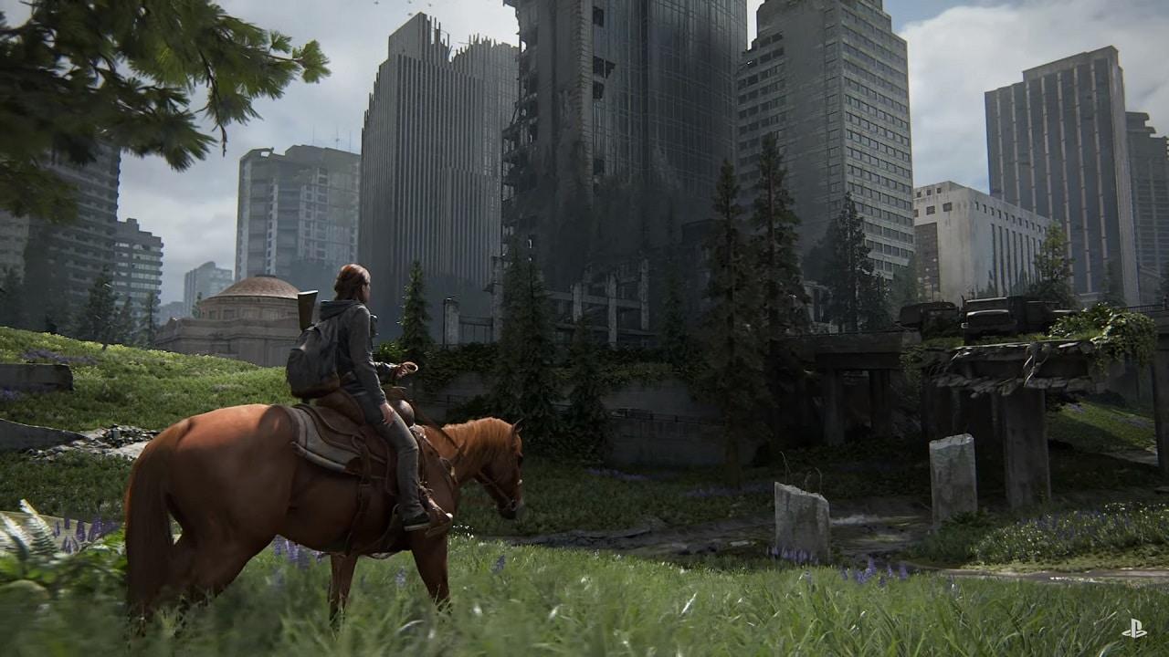 The Last of Us 2 é gigante, mas não é de mundo aberto