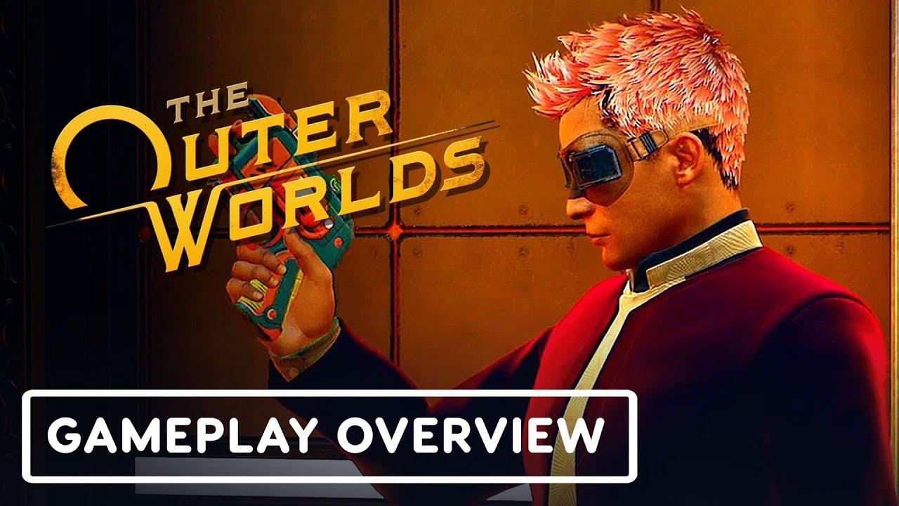 The Outer Worlds: novo trailer destaca mecânicas de