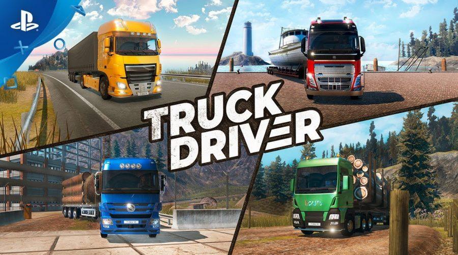 É uma cilada, Bino! Novo trailer de Truck Driver é revelado
