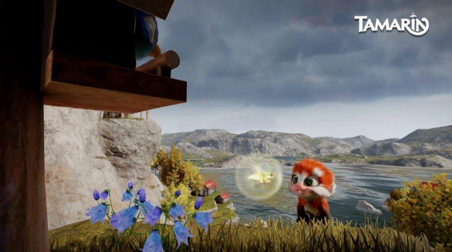 Tamarin, jogo de plataforma em 3D, ganha trailer lindíssimo