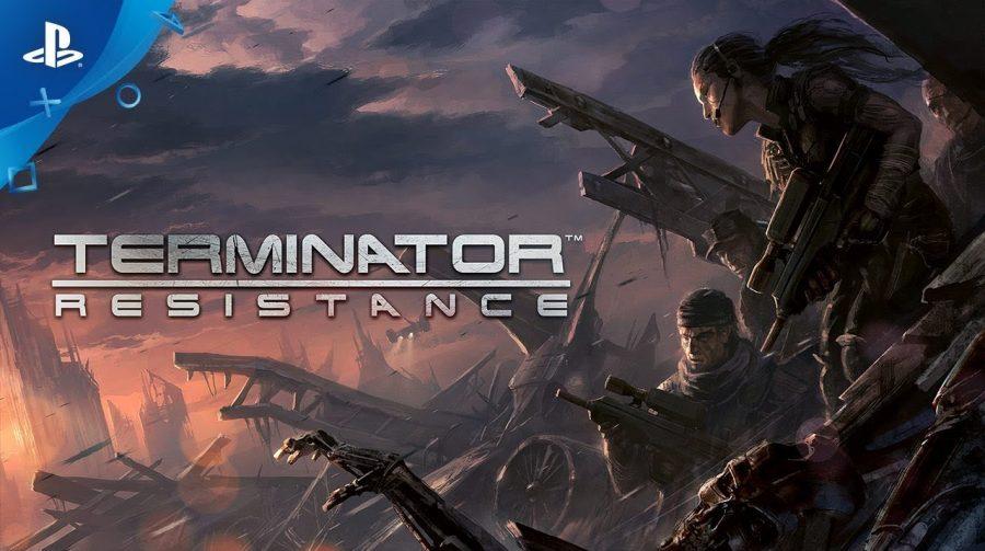 Hasta la vista, baby! Terminator: Resistance é anunciado para PS4